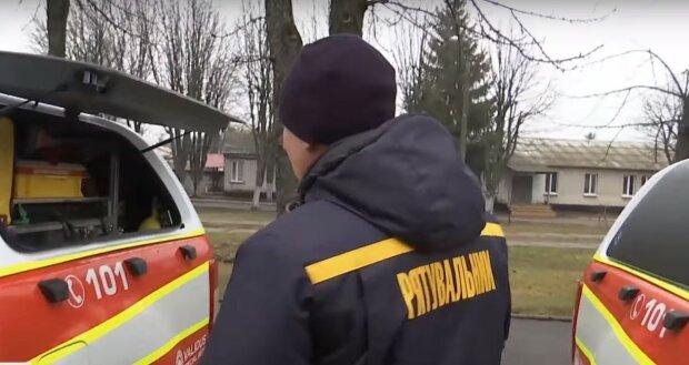 рятувальник, скріншот з відео
