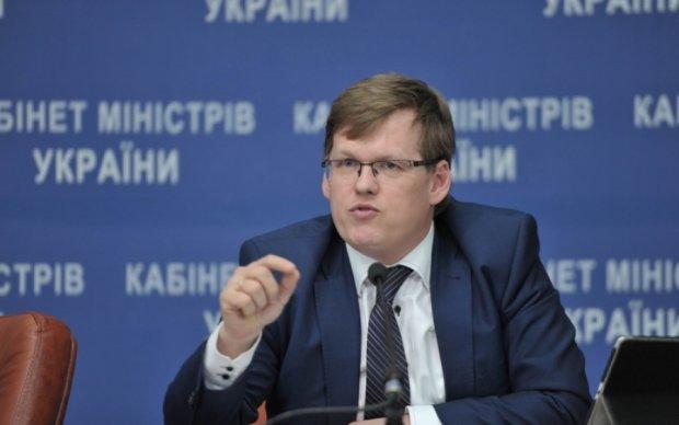 Розенко заявив про складнощі в монетизації субсидій