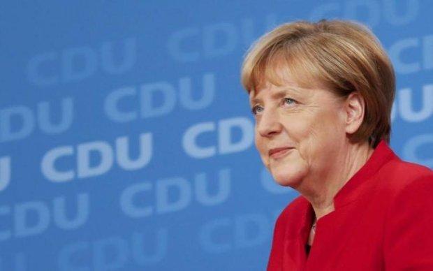 Меркель обломала Трампа
