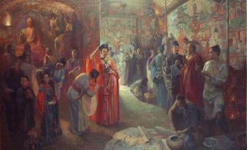 121 дружина за 15 ночей: як стародавні китайські математики допомогли імператору впоратися з напруженим графіком