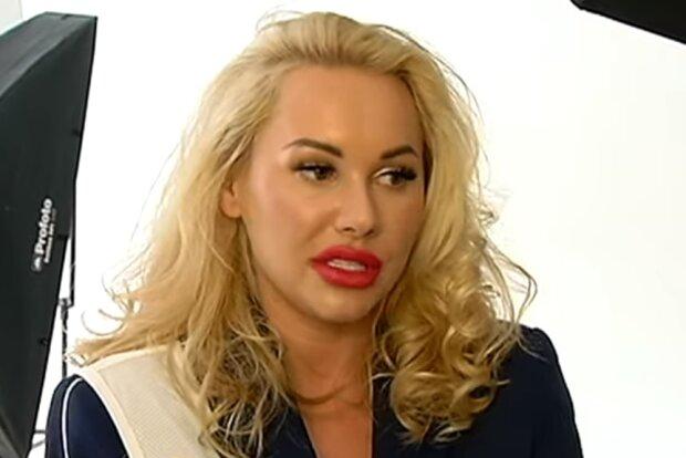 Ирина Морозюк, скрин из видео