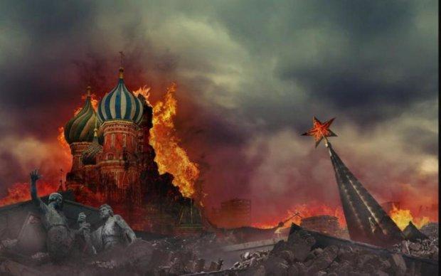 Росія в агонії: відомий публіцист передрікає якнайшвидшу загибель імперії