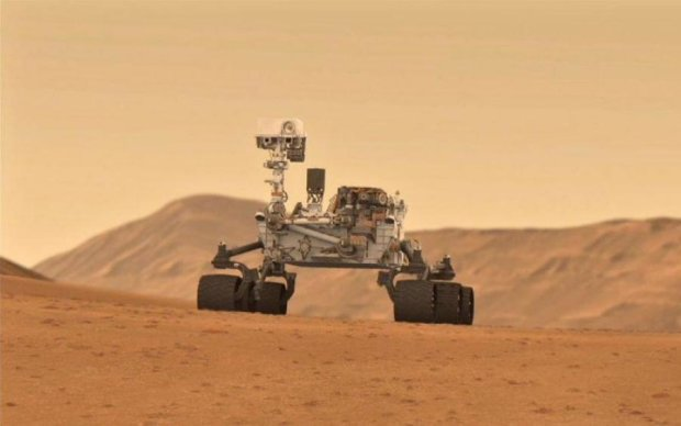 NASA показало фантастическую панораму Марса