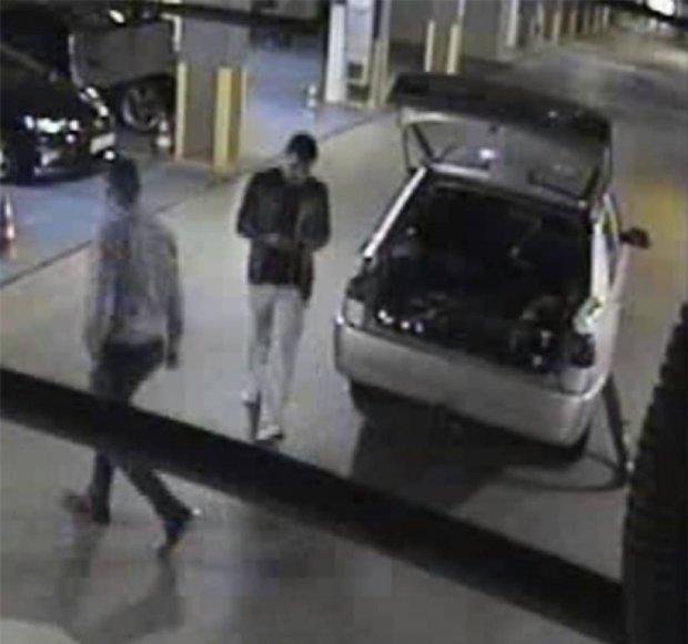 Охранники столичного торгового центра не препятствовали краже
