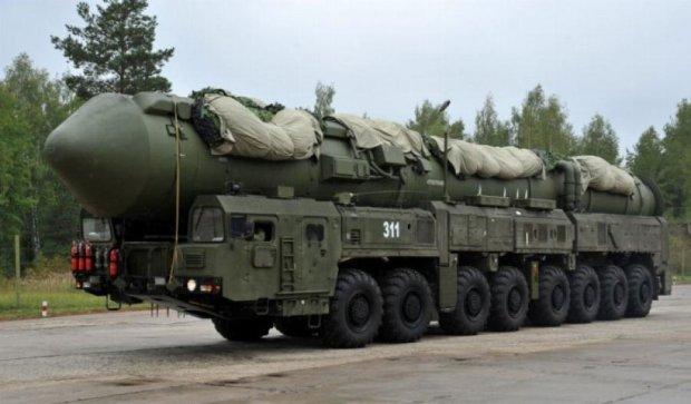 Россия отправила в Крым ядерное оружие