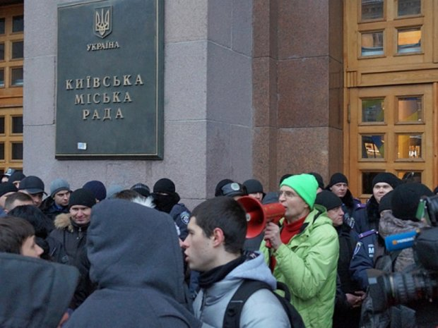 На Майдані збираються протестувати за 75 гривень