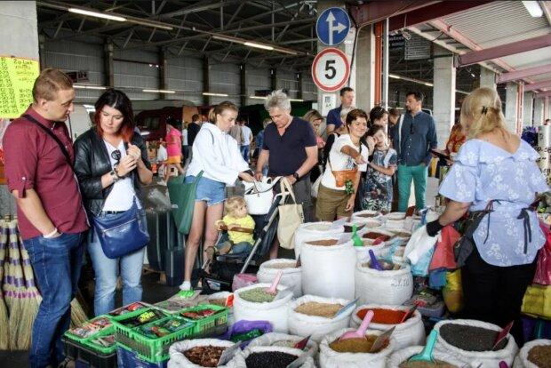 """Київський ринок """"Столичний"""" використовувався, як прикриття для антиукраїнської діяльності - ЗМІ"""
