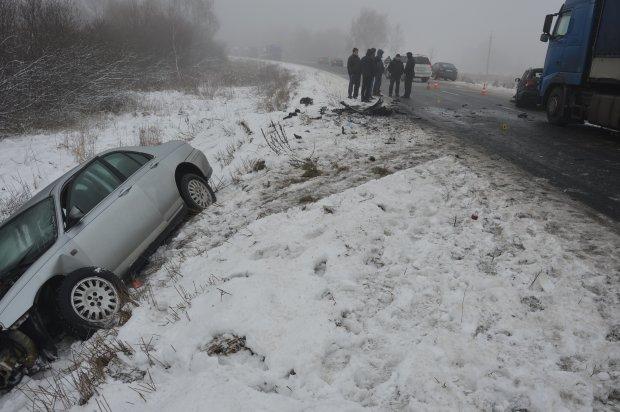 Карма Зайцевой: Харьков парализовала жуткая авария, 4 машины - вдребезги