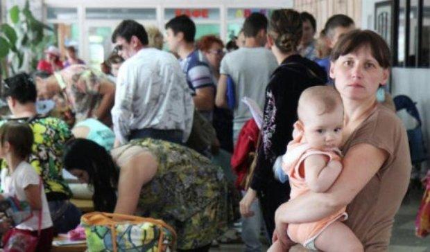 Благодаря перемирию переселенцы возвращаются на Донбасс