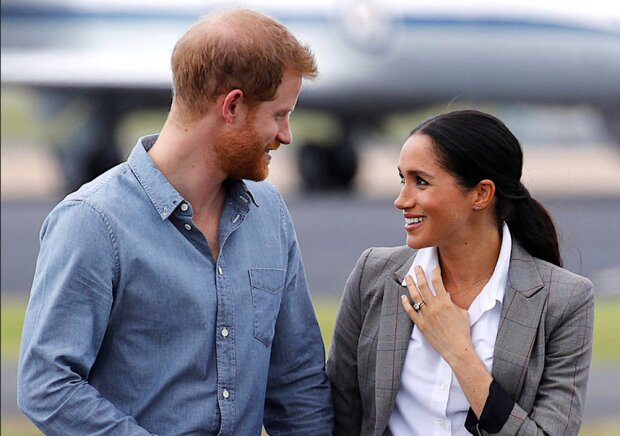 Меган Маркл і принц Гаррі хочуть втекти від ярма королівського палацу на інший континент