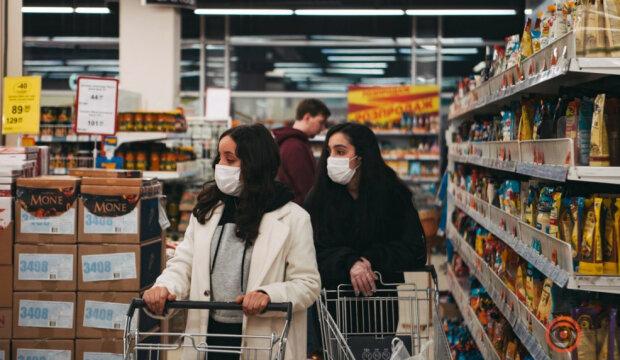 в супермаркете, фото из свободных источников
