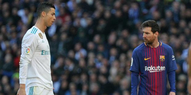 """""""Він приймає виклик"""": Роналду зробив привабливу пропозицію Мессі"""