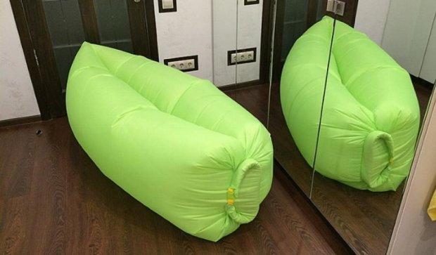 Крісло-диван Lamzac Hangout - власними руками (фото)