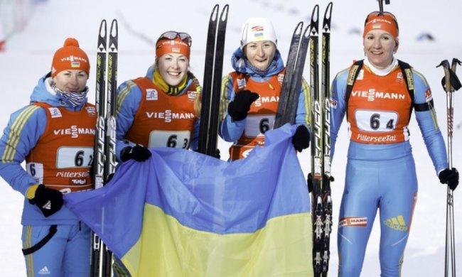 Українську збірну з біатлону тренуватиме словенець