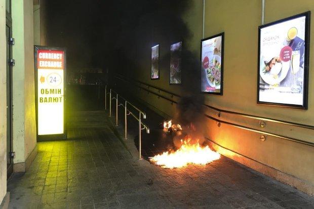 Сильні вибухи перелякали центр Києва: підозрюваною виявилася жінка