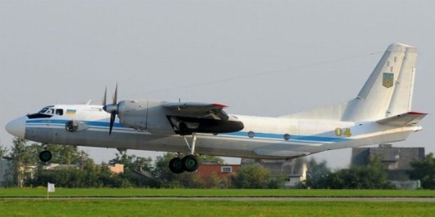Прокуратура расследует полеты Ан-26 в Россию накануне бегства Януковича