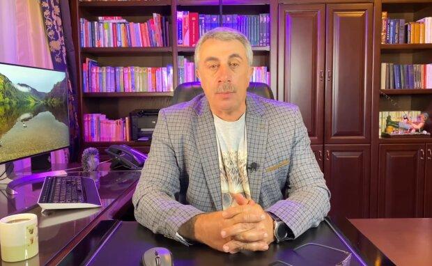 Доктор Комаровский рассказал, когда закончится пандемия коронавируса