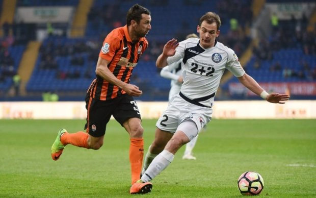 Шахтер - Черноморец 1:2 Видео голов и обзор матча