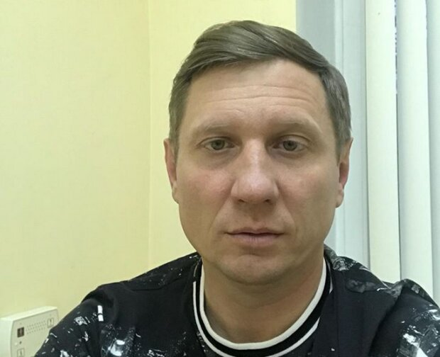 Сергій Шахов, фото з Facebook