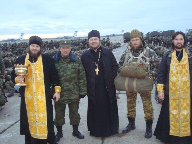 Путин запустил надувные православные войска, такой дичи мир еще не видел