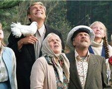 Любовь и голуби, кадры из фильма