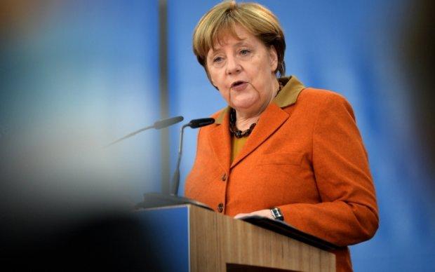 Меркель поставила на Макрона