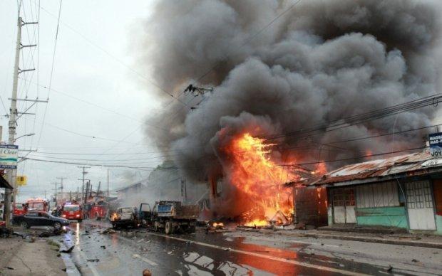 Мосул сотряс мощный взрыв на переполненном рынке: есть жертвы