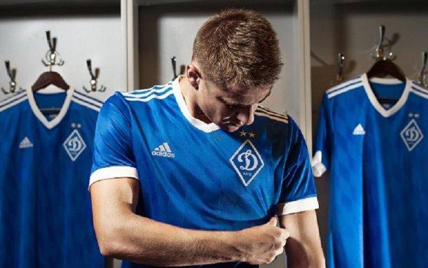 За шаблоном: Виробник підставив Динамо з дизайном нової форми