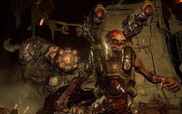 Пекло на Землі: розробники DOOM натякнули на продовження гри