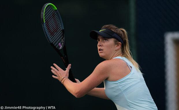 Элина Свитолина, WTA
