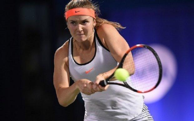 Лучшая теннисистка Украины вернется на корт через месяц