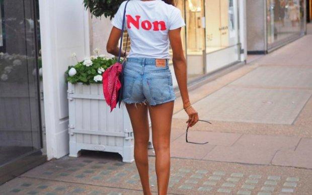 Стильні шорти 2018: що повинно бути в літньому гардеробі