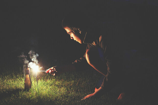 вогонь, фото Pxhere