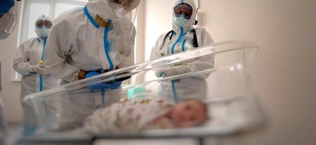 У Києві китайський вірус підкосив 30 дітей, друга хвиля б'є по найменших