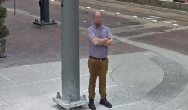 Этот неловкий момент: Google Maps опозорил мужчину на весь мир