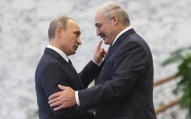 """Путін прокатав Лукашенка на своїй """"гордості"""": фото"""