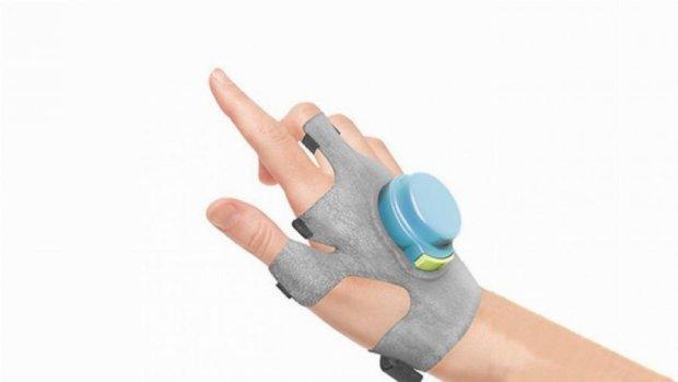 Тремтіння рук допоможе побороти гіроскопічна рукавичка