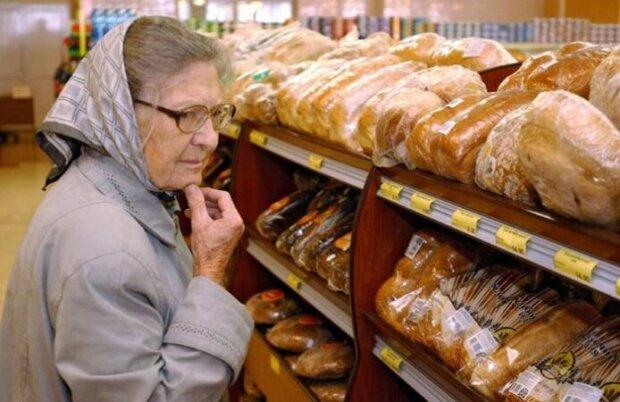Нові ціни змусять українців перейти з хліба на воду