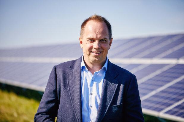 Сергей Евтушенко, руководящий партнер компании UDP Renewables