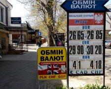 причини раптового обвалу євро в Україні
