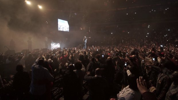 Концерт R.Kelly