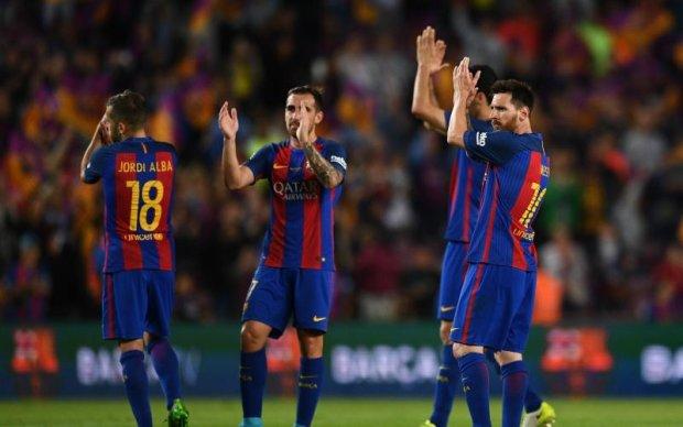 Барселона - Ейбар 4:2 Відео голів та огляд матчу чемпіонату Іспанії