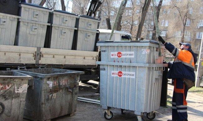 """Из Франковска исчезли мусорные баки, горожане не верят своим глазам: """"Не смешно..."""""""