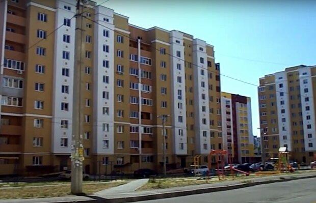 ЖК в Харькове, скриншот из видео
