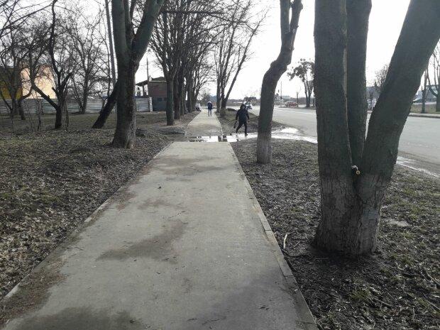 Хмарно, фото Знай.ua