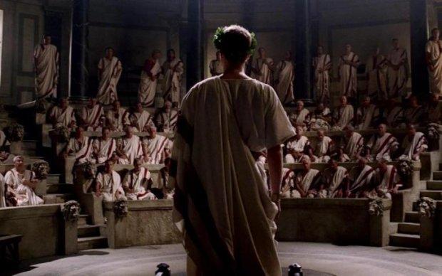 Верховная Рада и римский Сенат: коррупция, взятки и рукоприкладство