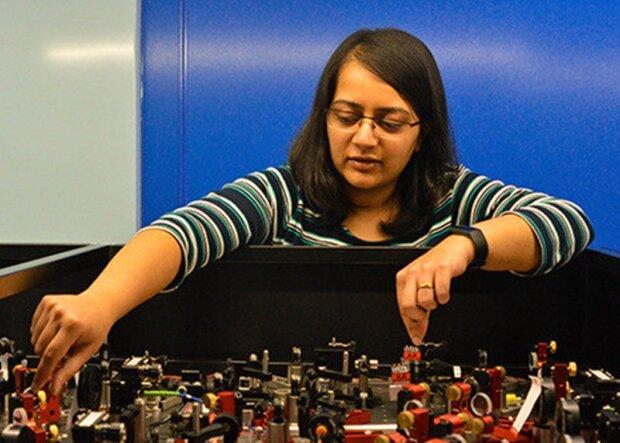 Фізик Амрута Гадж, фото Phys.org