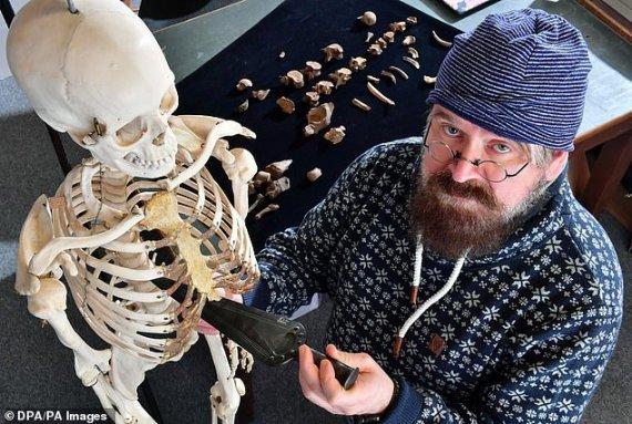 Ничего личного, это политика: исследователи раскрыли убийство принца 4000-летней давности