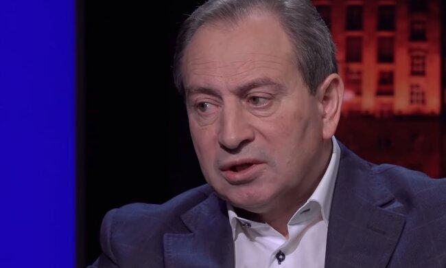 Микола Томенко, скріншот з відео