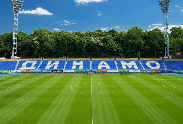 """стадион """"Динамо"""", фото с Instagram"""